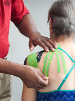 Image of Kinesiology Taping